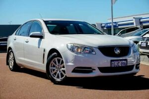 2014 Holden Commodore VF MY14 Evoke White 6 Speed Sports Automatic Sedan Osborne Park Stirling Area Preview