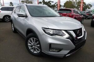 2017 Nissan X-Trail T32 Series II ST-L X-tronic 2WD Silver 7 Speed Constant Variable Wagon Hoppers Crossing Wyndham Area Preview