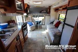 U3379 Winnebago 26ft Alpine, 2006 Automatic Isuzu Dual Slide-Out Penrith Penrith Area Preview