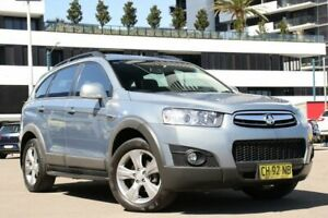 2011 Holden Captiva CG Series II 7 CX Wagon 7st 5dr Spts Auto 6sp AWD 2.2DT [Mar Grey Liverpool Liverpool Area Preview