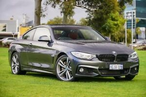 2014 BMW 435i F32 Mineral Grey 8 Speed Sports Automatic Coupe Burswood Victoria Park Area Preview