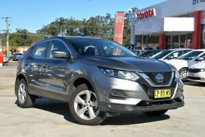 2018 Nissan Qashqai J11 MY18 ST Grey Continuous Variable Wagon Wyoming Gosford Area Preview