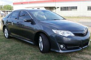 2012 Toyota Camry ASV50R Atara R Grey 6 Speed Sports Automatic Sedan Eagle Farm Brisbane North East Preview
