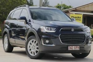 2017 Holden Captiva CG MY17 Active 2WD Blue 6 Speed Sports Automatic Wagon