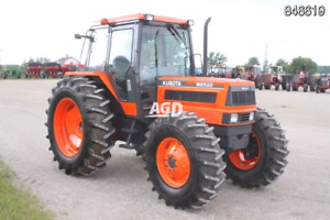 Wanted : Parts for Kubota M9580 tractor