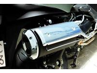 Honda FJS600 Silver Wing 2011 SILENCER