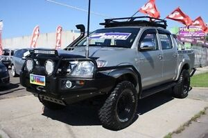2009 Toyota Hilux KUN26R MY09 SR Silver 4 Speed Automatic Utility Altona North Hobsons Bay Area Preview