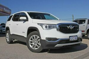 2019 Holden Acadia AC MY19 LT 2WD White 9 Speed Sports Automatic Wagon Wangara Wanneroo Area Preview
