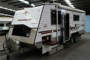 2011 Custom adelaide series Caravan Kilburn Port Adelaide Area Preview