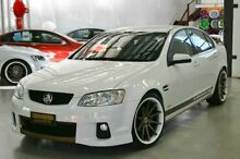 2012 Holden Commodore VE II MY12.5 Omega White 6 Speed Sports Automatic Sedan Bray Park Pine Rivers Area Preview