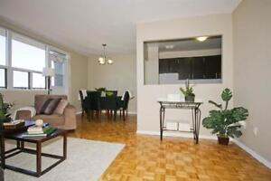 2 Bedroom in Mississauga - Renovated - Spacious - Call Now!