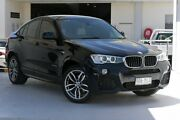 2014 BMW X4 F26 xDrive20d Coupe Steptronic Black 8 Speed Automatic Wagon Robina Gold Coast South Preview
