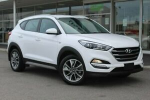 2018 Hyundai Tucson TL3 MY19 Active X 2WD White 6 Speed Automatic Wagon Osborne Park Stirling Area Preview
