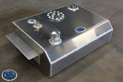 Boyd Welding C10 Aluminum Fuel Tank, Bed Fill, EFI, w/Extras, 63-66, 67-72 C10
