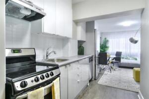 1 month FREE! Large Studio, Downtown Montreal - Newly Renovated
