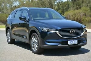 2020 Mazda CX-8 KG4W2A GT SKYACTIV-Drive i-ACTIV AWD Blue 6 Speed Sports Automatic Wagon Cannington Canning Area Preview