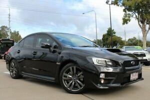 2015 Subaru WRX V1 MY15 AWD Black 6 Speed Manual Sedan