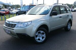 2009 Subaru Forester S3 MY10 X AWD Gold 4 Speed Sports Automatic Wagon Earlville Cairns City Preview