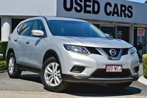 2015 Nissan X-Trail T32 ST X-tronic 2WD Silver 7 Speed Constant Variable Wagon Hillcrest Logan Area Preview