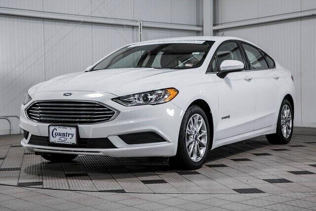 Image 4 Voiture Américaine d'occasion Ford Fusion 2017