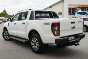 2016 Ford Ranger WILDTRAK DOUBLE CAB PX MKII White Sports Automatic Utility Cannington Canning Area Preview