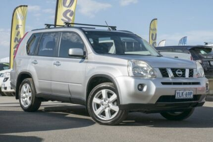 2008 Nissan X-Trail T31 ST-L Silver 6 Speed Manual Wagon Pearce Woden Valley Preview