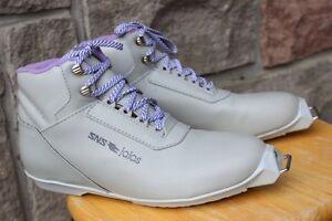 SNS Jalas Cross country ski boots size EU 40 women's US 8 ½ like