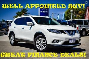 2015 Nissan X-Trail T32 ST-L X-tronic 2WD White 7 Speed Constant Variable Wagon Greenfields Mandurah Area Preview
