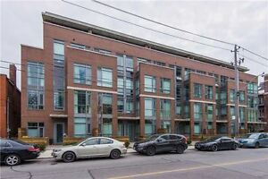 Bloor & Dovercourt 1 Bdrm Condo Apt w/ Parking And Locker