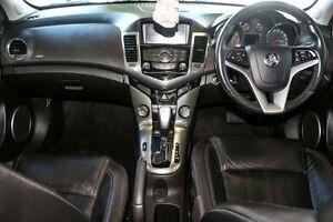 2013 Holden Cruze JH Series II MY14 CDX Red 6 Speed Sports Automatic Sedan Minchinbury Blacktown Area Preview