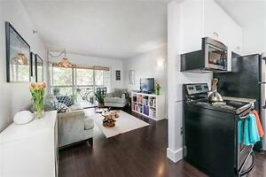 $1650 – CENTRAL 1 Bedroom FULLY renovated! Mount Pleasant!