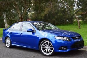 2013 Ford Falcon FG MkII XR6 Blue 6 Speed Sports Automatic Sedan St Marys Mitcham Area Preview