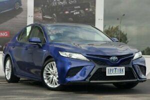 2018 Toyota Camry AXVH71R SL Blue 6 Speed Constant Variable Sedan Hybrid