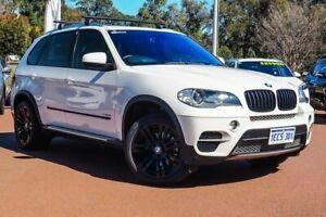 2010 BMW X5 E70 MY11 xDrive35i Steptronic White 8 Speed Sports Automatic Wagon Wangara Wanneroo Area Preview