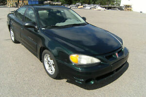 2002 Pontiac Grand Am GT SPORT PKG---LEATHER SEATS