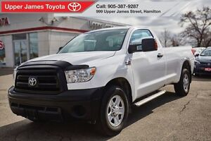 2013 Toyota Tundra 5.7L 4x2 with Long Box