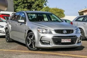 2017 Holden Commodore VF II MY17 SV6 Silver 6 Speed Sports Automatic Sedan Gympie Gympie Area Preview