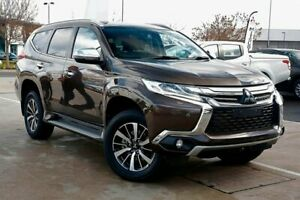 2017 Mitsubishi Pajero Sport QE MY17 Exceed Bronze 8 Speed Sports Automatic Wagon Strathmore Heights Moonee Valley Preview
