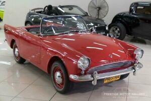1959 Sunbeam Alpine Red Manual Convertible Carss Park Kogarah Area Preview
