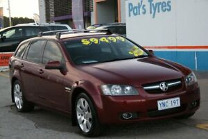 2009 Holden Commodore VE MY09.5 International Maroon 4 Speed Automatic Sportswagon Fyshwick South Canberra Preview