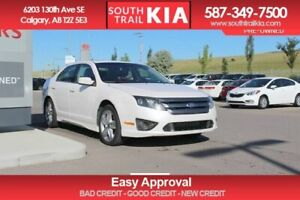 2011 Ford Fusion Sport, AWD, Leather Seats, Sunroof, Back UP Cam