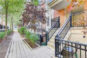 North York – 2 Bedrooms Townhouse (Yonge & Sheppard)