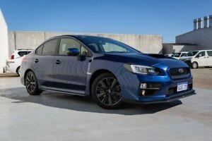 2015 Subaru WRX V1 MY16 Premium AWD Blue 6 Speed Manual Sedan Canning Vale Canning Area Preview