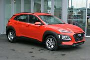 2017 Hyundai Kona OS MY18 Active 2WD Orange 6 Speed Sports Automatic Wagon Tweed Heads South Tweed Heads Area Preview