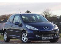 Peugeot 207 - 11 Months M.O.T (Essex)