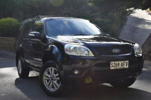 2009 Ford Escape ZD Black 4 Speed Automatic Wagon St Marys Mitcham Area Preview