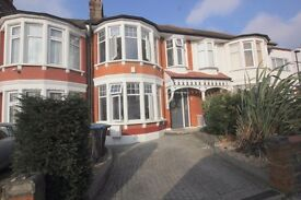 A LARGE THREE BEDROOM HOUSE IN PALMERS GREEN N13
