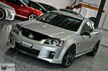 2012 Holden Ute VE II MY12 Omega Silver 6 Speed Sports Automatic Utility Bray Park Pine Rivers Area Preview