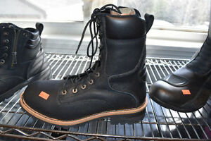 MEN'S Z1R M4 MOTORCYCLE RIDING BOOTS AT HALIFAX MOTORSPORTS!
