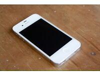 iPhone 4s white o2 16gb
